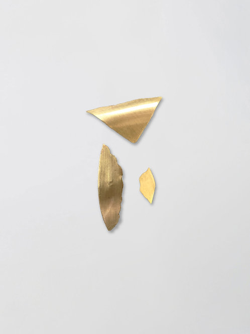 också x le tolentino | subtracted earrings pack