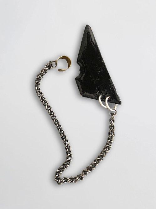 också x le tolentino | pierced earring