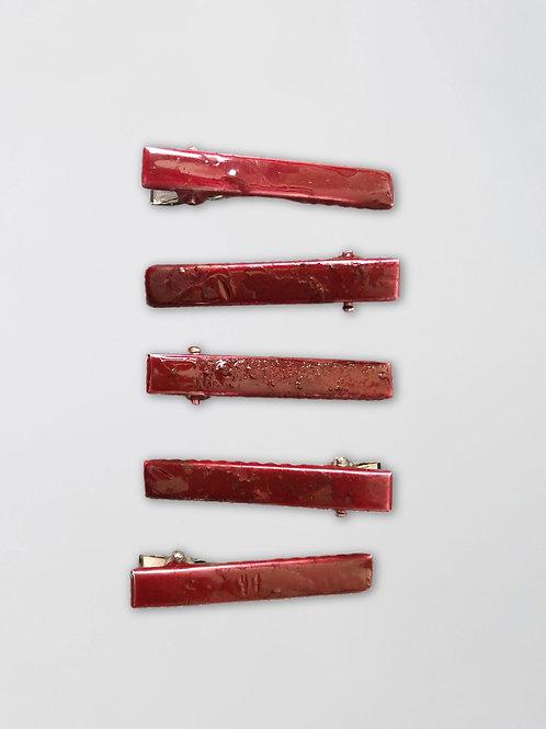 också x le tolentino | hair clips pack