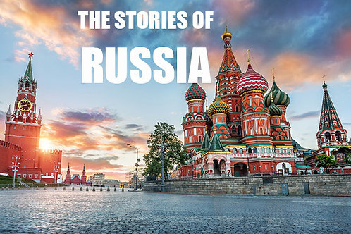 The Stories of Russia--6 week course
