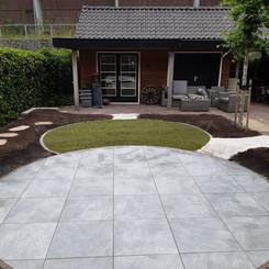 - tuin Hollandsche Rading -