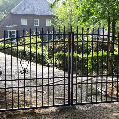 -  landelijke tuin  -