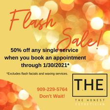 Flash Sale Campaign
