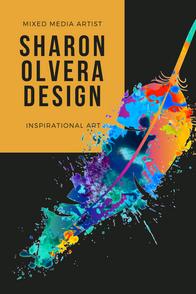 Sharon Olvera Design Pinterest Graphic (