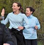 Running Coach Helen O'Hara