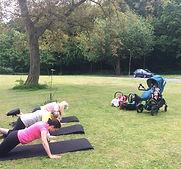 Mum and baby classes