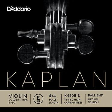 Kaplan Golden Spiral - D'Addario