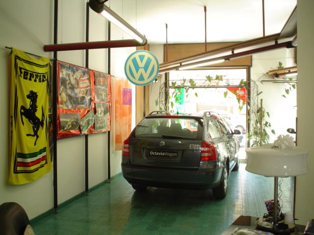 Skoda acquisita dalla VW