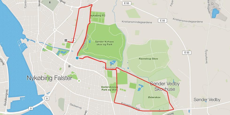 Camilla og Heykie 1/2 Marathon #100