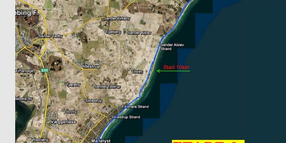 KVICKrun on tour - etape 6