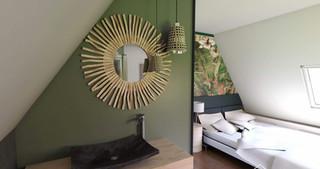 chambre exotique décoratrice rouen Jeann