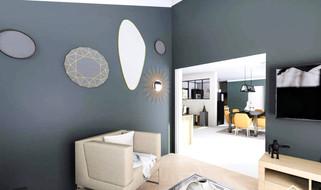 aménagement et décoration maison en cons