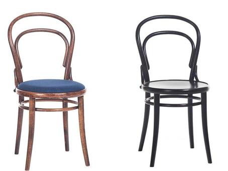 Histoire d'une merveille du design: la Chaise n°14 by Thonet