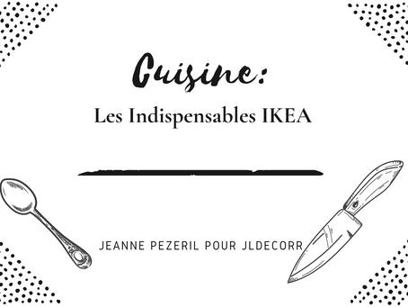 Les indispensables Cuisine chez IKEA