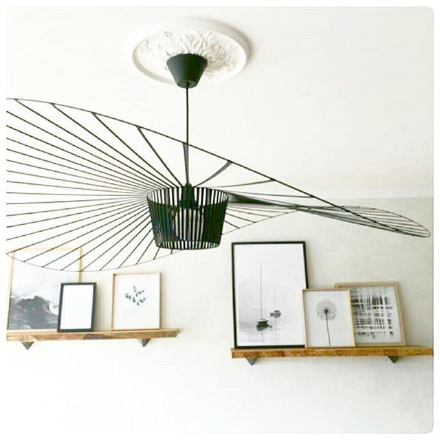 Suspension Vertigo designer Constance Guisset