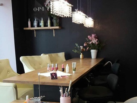 Bar à Ongles Girly - Rouen rue Jeanne d'Arc