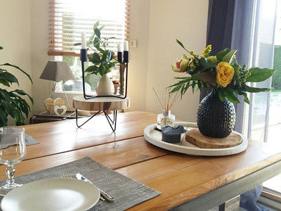 A table !!Ambiance cocooning
