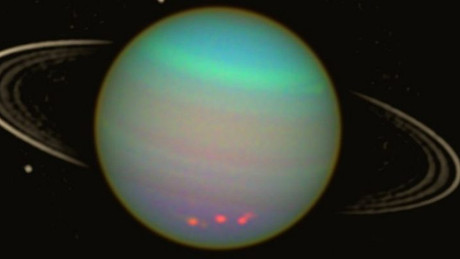L'entrée d'Uranus en Taureau...