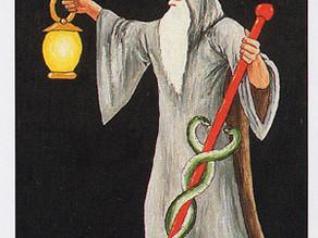 Suivre la lanterne de l'Hermite...