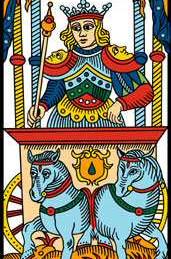 Le chariot ou la puissance de la sagesse