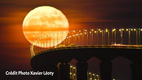 La super Lune bleue de sang du 31 janvier...