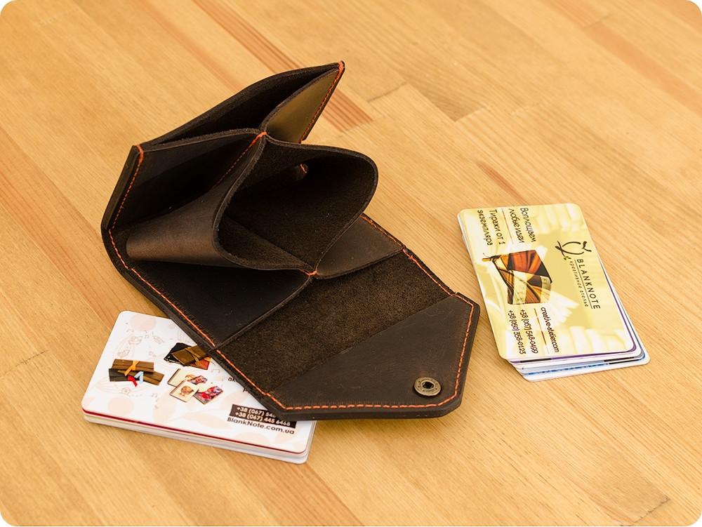 Вместительный холдер для карт и визиток, кардхолдер, визитница купить киев