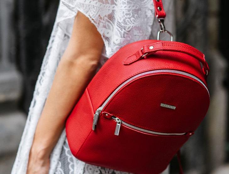 """Кожаный рюкзак """"Kylie"""""""