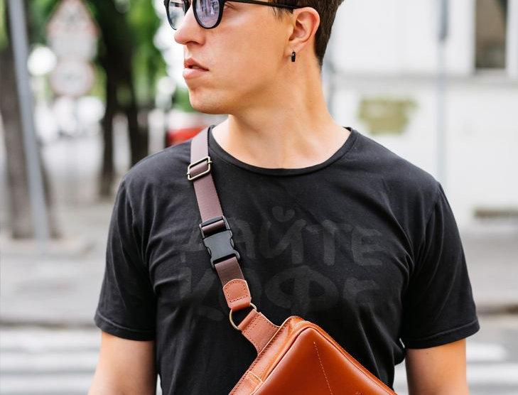 "Поясная сумка ""D-bag Max"""