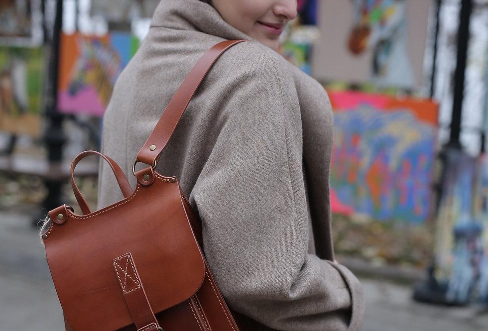 """Кожаный рюкзак """"Melbourne"""""""