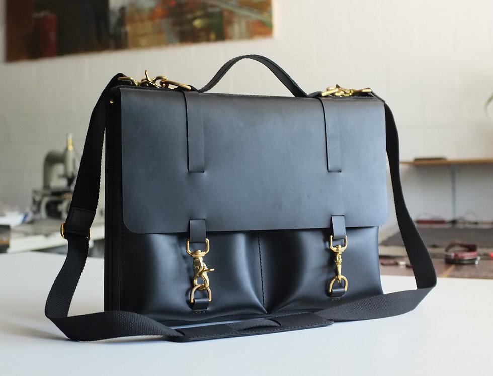 """Кожаная сумка """"Elegant"""""""