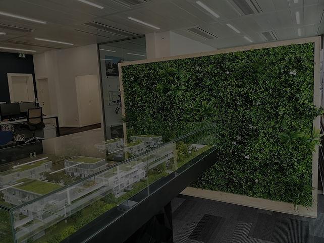 Photo d'un tableau Végétal artificiel réalisépar Végétal Tendance