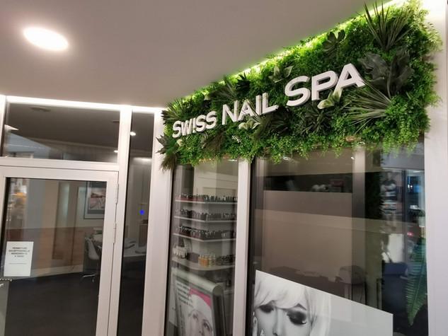 SWISS NAIL SPA - Salon ésthétique