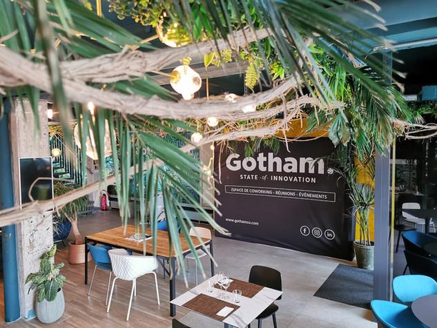 GOTHAM - Espace Coworking