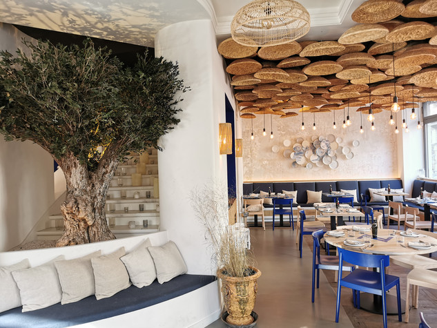 KHORA - Restaurant