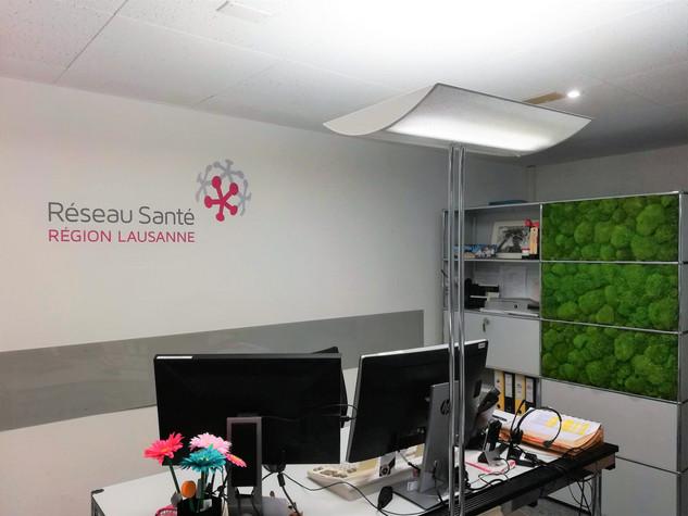 RESEAU SANTE - Bureaux