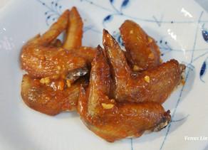 氣炸雞翅、水牛城辣雞翅,超簡單零失敗作法15分鐘上桌