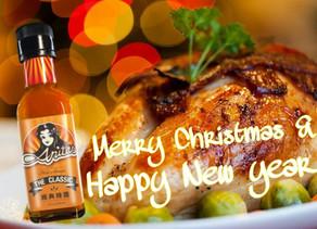烤火雞沾醬大升級Christmas Turkey Dipping-Anita's辣食譜