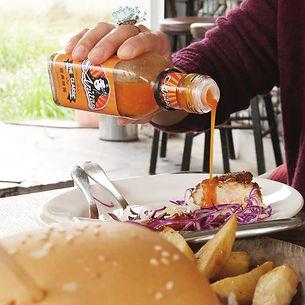Anita's hot sauce手工美式墨西哥辣椒醬