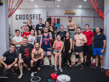 5 reasons to do the CrossFit Open