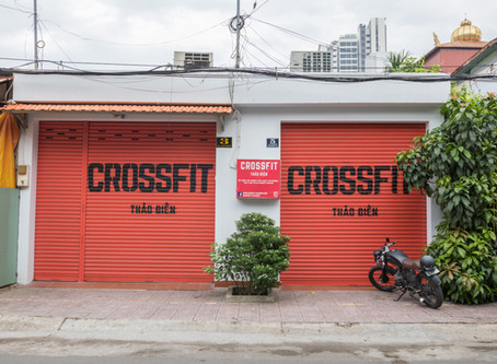 Building CrossFit in Vietnam: Our Story