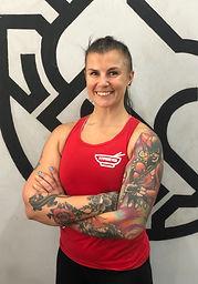CrossFit Thao Dien Coach Magda Gym Vietn