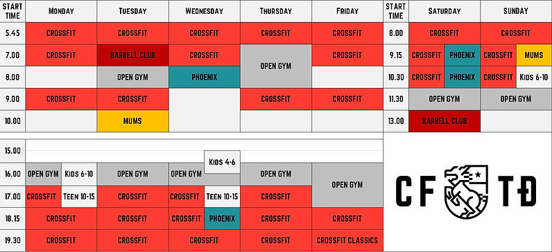 CrossFit Thao Dien Schedule April 2021.j