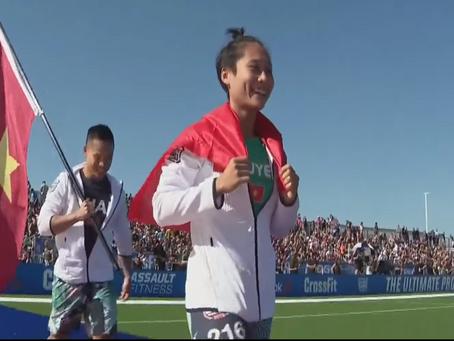 3 Reasons Why We Love Coach Trang at the CrossFit Games 2019