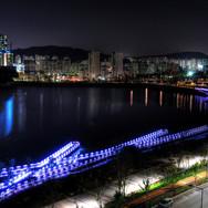 수원시 광교호수공원