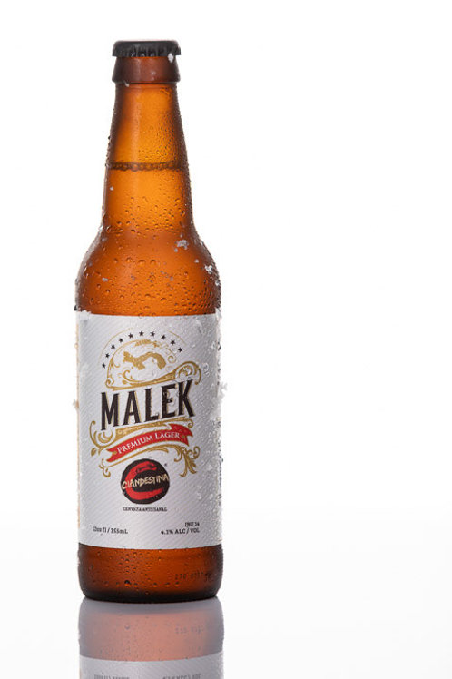 Clandestina Malek  355ml