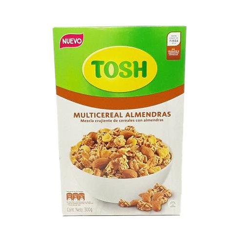TOSH MULTICEREAL ALMENDRAS