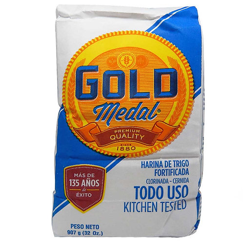 GOLD MEDAL HARINA TODO USO 0.907KG