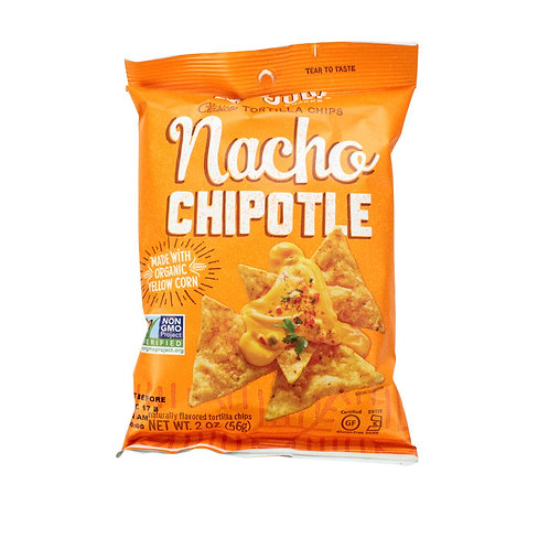 LATE JULY NACHO CHIPOTLE TORTILLA CHIPS