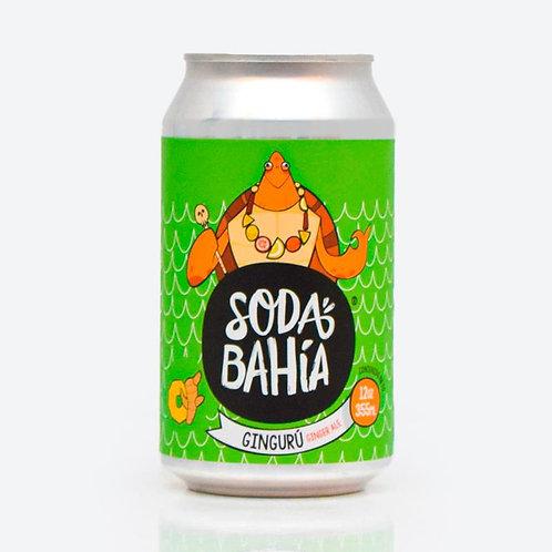 SODA BAHIA GINGURU 355ML
