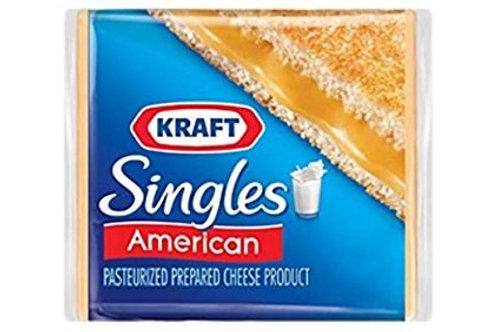 KRAFT AMERICAN SINGLES CHEESE